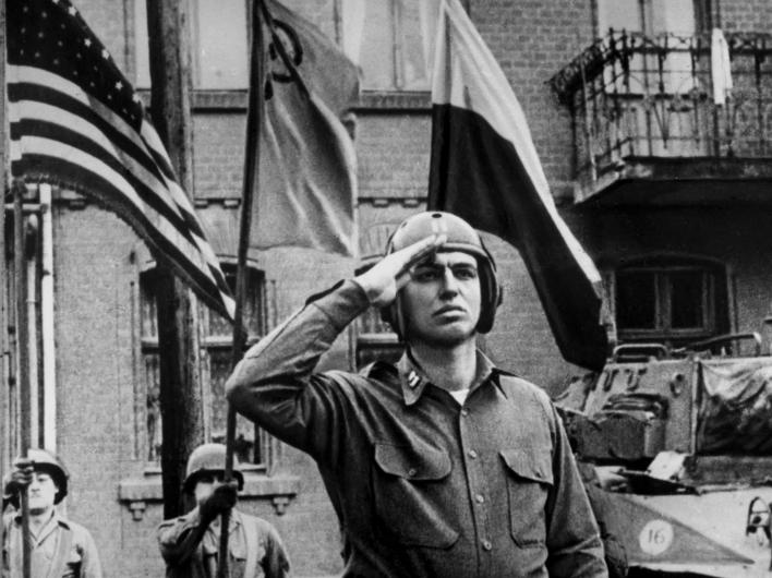 В истории войны глазами американца почти нет места СССР
