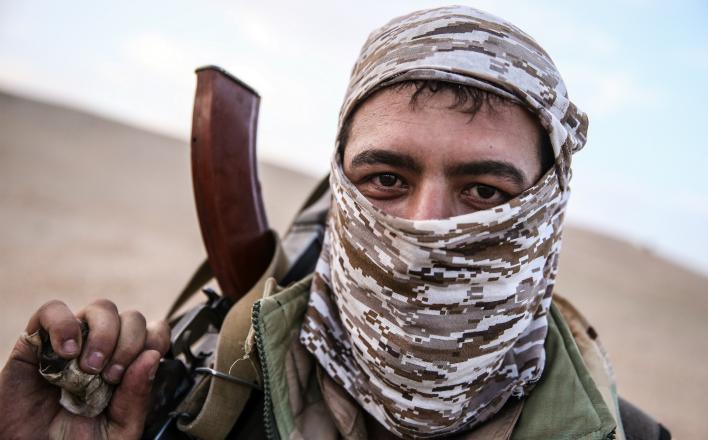 По позициям сирийских боевиков нанесен серьезный удар
