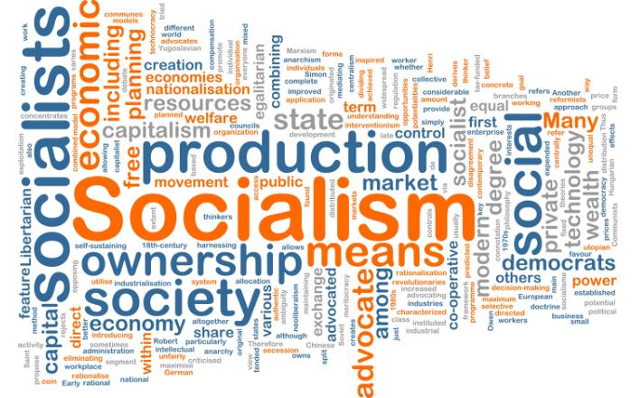"""Слово года - """"социализм"""""""