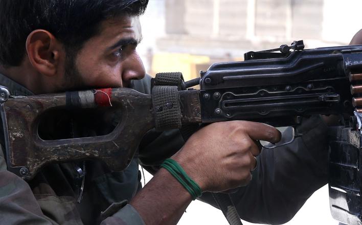 Война в Сирии – до победы ещё далеко