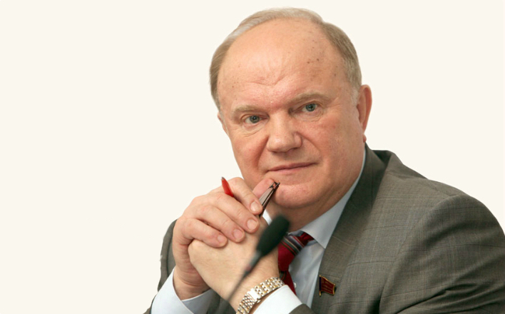 Г.А.Зюганов: «Наша программа пробьёт себе дорогу!»