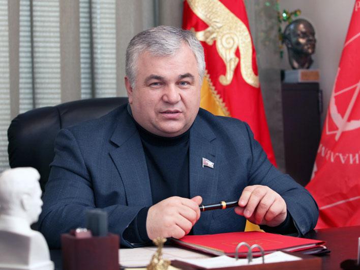 Казбек Тайсаев: «Перед Штабом стоит задача расширения географии гуманитарных потоков»