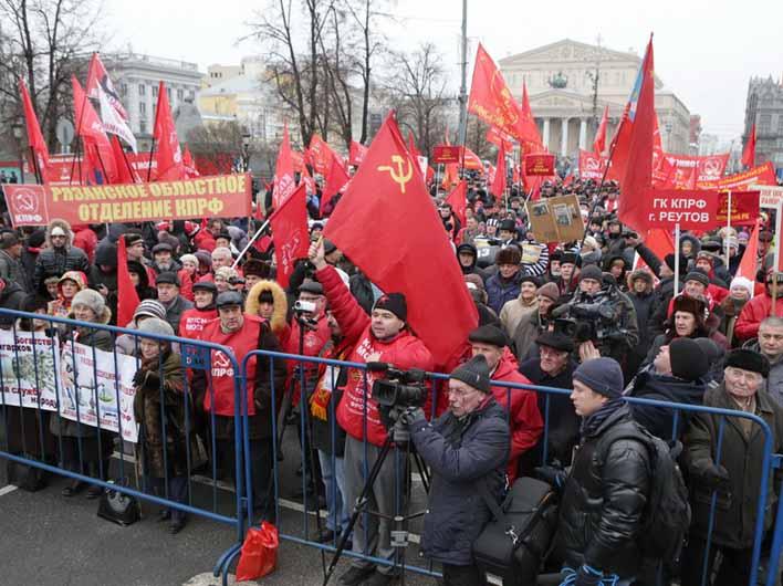 Альтернатива санкциям - левый поворот