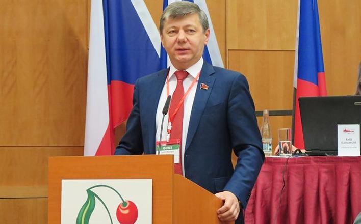 В Праге успешно завершил работу IX Съезд Коммунистической партии Чехии и Моравии