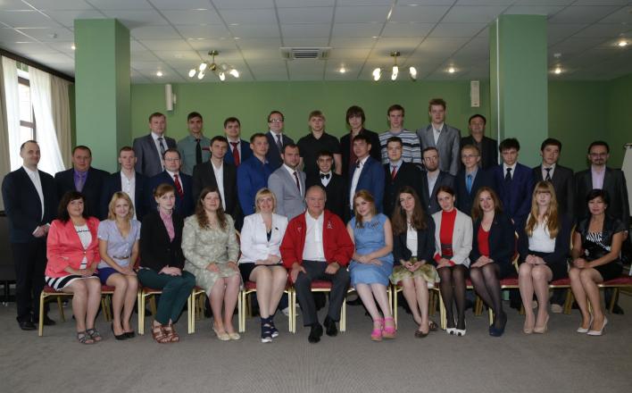 Г.А. Зюганов выступил с лекцией «Россия в современном мире»