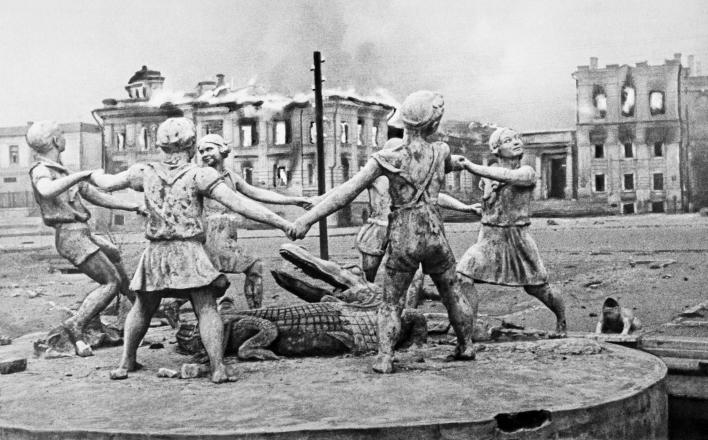 73 года назад в Сталинграде уничтожена 6-я армия Вермахта